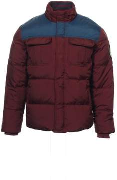 Converse Chuck Taylor All Stars Men's Wine Color Block Insulated Jacket