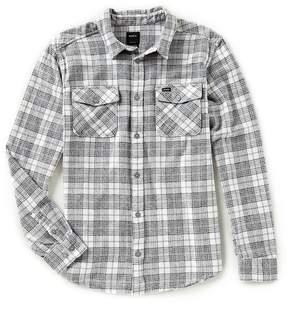 RVCA Thatll Do Work Flannel Shirt