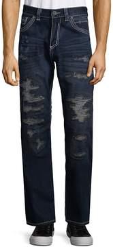 Affliction Men's Distressed Jeans