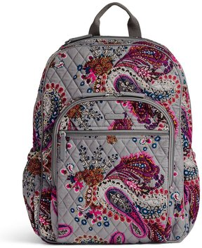 Vera Bradley Campus Tech Backpack - HERITAGE PAISLEY - STYLE