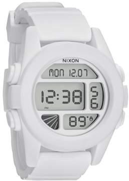 Nixon Unit Watch - Men's White, One Size