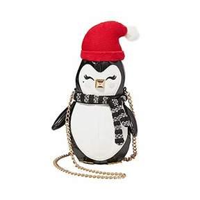 Betsey Johnson Penguino Crossbody Bag