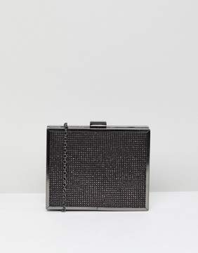 New Look Bling Box Clutch Bag