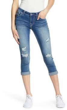 True Religion Curvy Fit Natural Big T Jeans