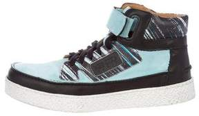 Kenzo Kenyon High-Top Sneakers