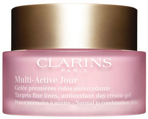 Clarins Multi-Active Day Cream-Gel for Normal to Combination Skin, 1.7 oz.