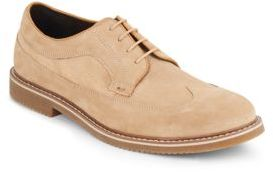 Saks Fifth Avenue Gere Suede Oxfords