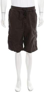 James Perse Drawstring Utility Shorts