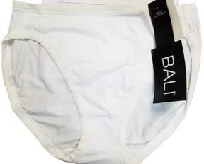 Bali Downtime Stretch Cotton Hi-Cut Panty Style # 2118