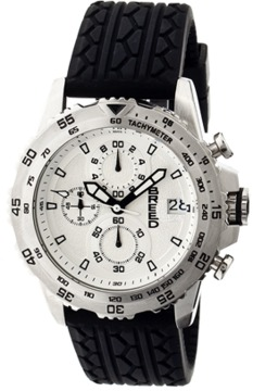 Breed Socrates Chronograph Watch.