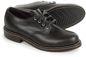 Chippewa General Utility Service Oxford Shoes - Leather (For Men)