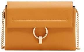 MANGO Ring flap bag