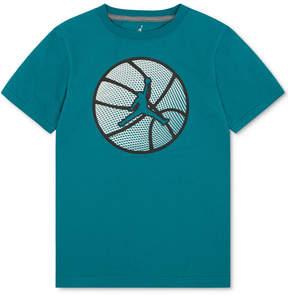 Jordan Basketball Graphic-Print T-Shirt, Big Boys (8-20)