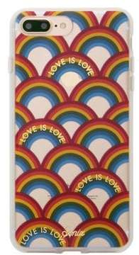 Sonix Love Is Love Rainbow Printed iPhone 7 Plus Case