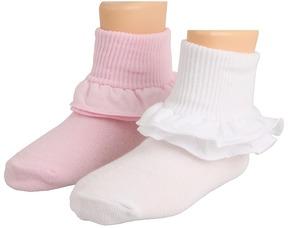 Jefferies Socks Misty 6-Pack (Toddler/Little Kid/Big Kid)