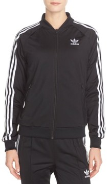 adidas Women's Supergirl Track Jacket