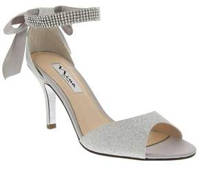 Nina Vinnie Sandal With Ankle Strap & Bow.