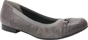 Ros Hommerson Rosita Cap Toe Flat (Women's)