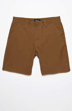 Brixton Toil II Bark Chino Shorts