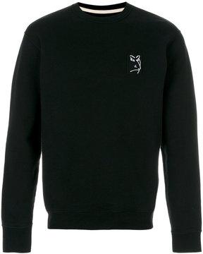 Edwin printed sweatshirt