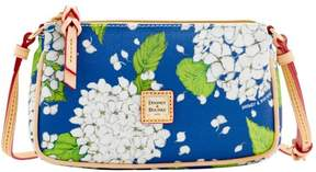 Dooney & Bourke Hydrangea Lexi Crossbody Shoulder Bag - WHITE MARINE - STYLE