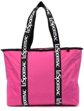 Le Sport Sac Candace North South Nylon Tote Bag