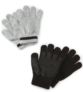 Class Club Boys Solid Gripper Gloves