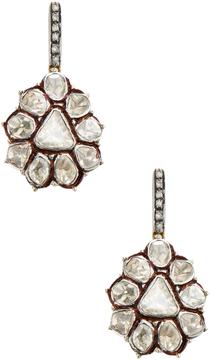 Amrapali Women's 14K Yellow Gold & 2.31 Total Ct. Diamond Drop Earrings