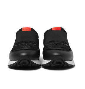 Givenchy Elasticated-Strap Leather, Suede And Mesh Sneakers