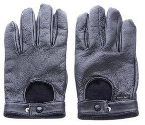 Marc Jacobs Leather Driving Gloves