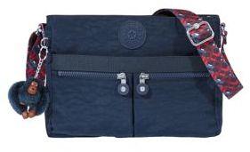 Kipling Crinkle Shoulder Bag - TRUE BLUE - STYLE