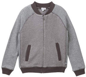 Splendid Birdseye Knit Jacket (Little Boys)