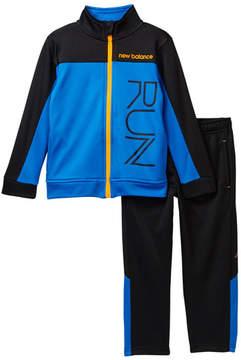 New Balance Run Jacket Set (Little Boys)