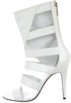Tamara Mellon Patent Leather Sandals