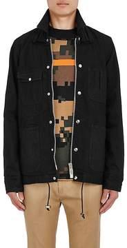 Sacai Men's Denim Coverall Jacket