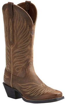 Ariat Women's Round Up Phoenix Cowgirl Boot
