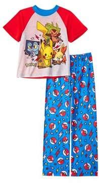 Pokemon 2pc Pajama Set.