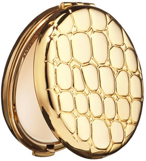Estée Lauder Lucidity Translucent Powder Slim Alligator-Embossed Metal Compact