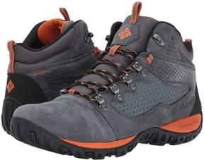 Columbia Peakfreak Venture Mid Suede WP Men's Shoes