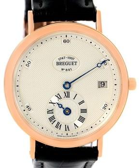 Breguet Classique 1747 18K Rose Gold Automatic 36mm Mens Watch