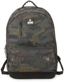 Superdry Surplus Multi-Zip Montana Backpack