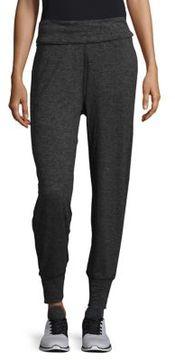 Gaiam Sporty Heathered Pants