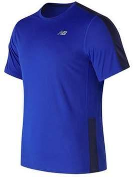 New Balance Men's MT73061 Accelerate Short Sleeve Tee