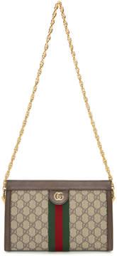 Gucci Beige GG Supreme Ophidia Bag