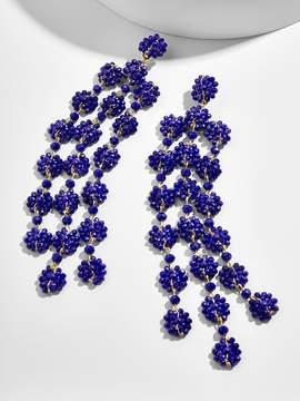 BaubleBar Shiori Flower Drop Earrings