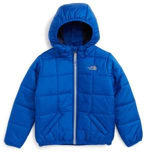 The North Face Toddler Boy's Perrito Reversible Water Repellent Heatseeker(TM) Insulated Jacket