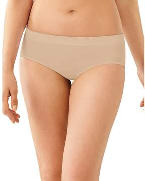Bali 400004434441 Passion for Comfort Stretch Hipster Panty, Soft Taupe - Size 7