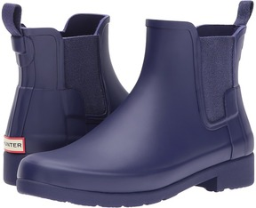 Hunter Original Refined Chelsea Boots Women's Boots