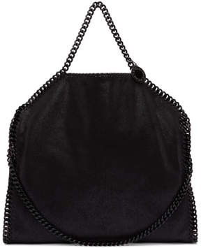 Stella McCartney Black Small Falabella Tote