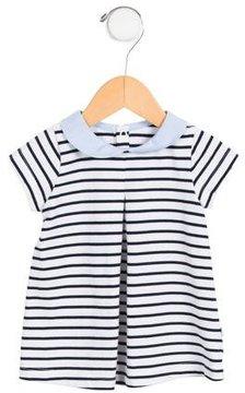 Jacadi Girls' Striped Dress